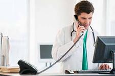 дежурный доктор всегда рад Вашему звонку
